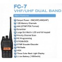 Firstcom FC-7 Dual Band VHF/UHF